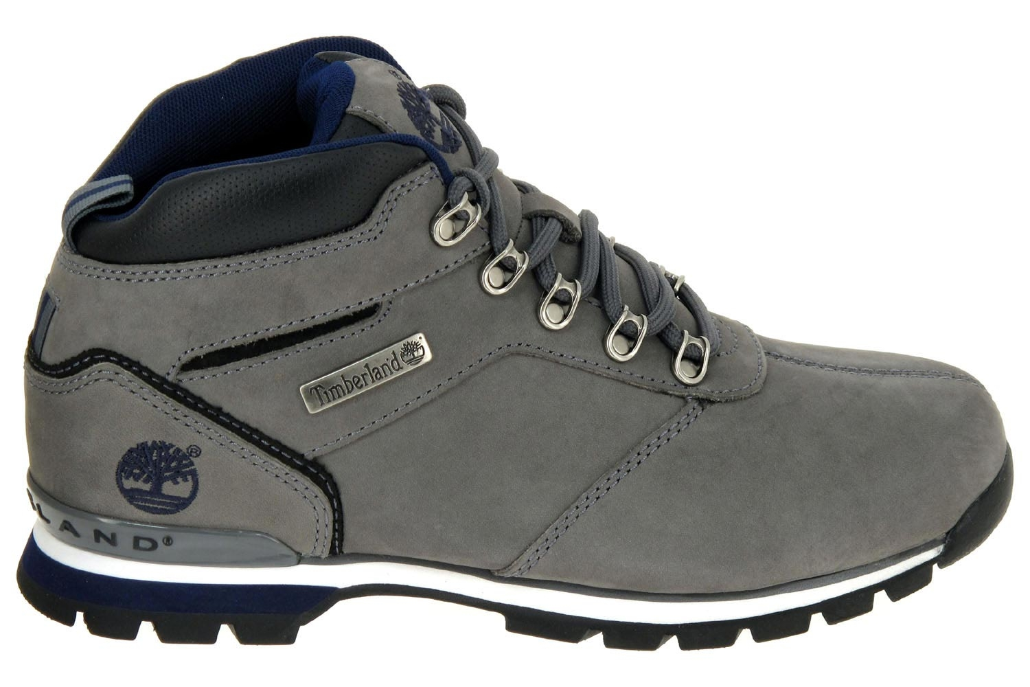timberland chaussure homme grise