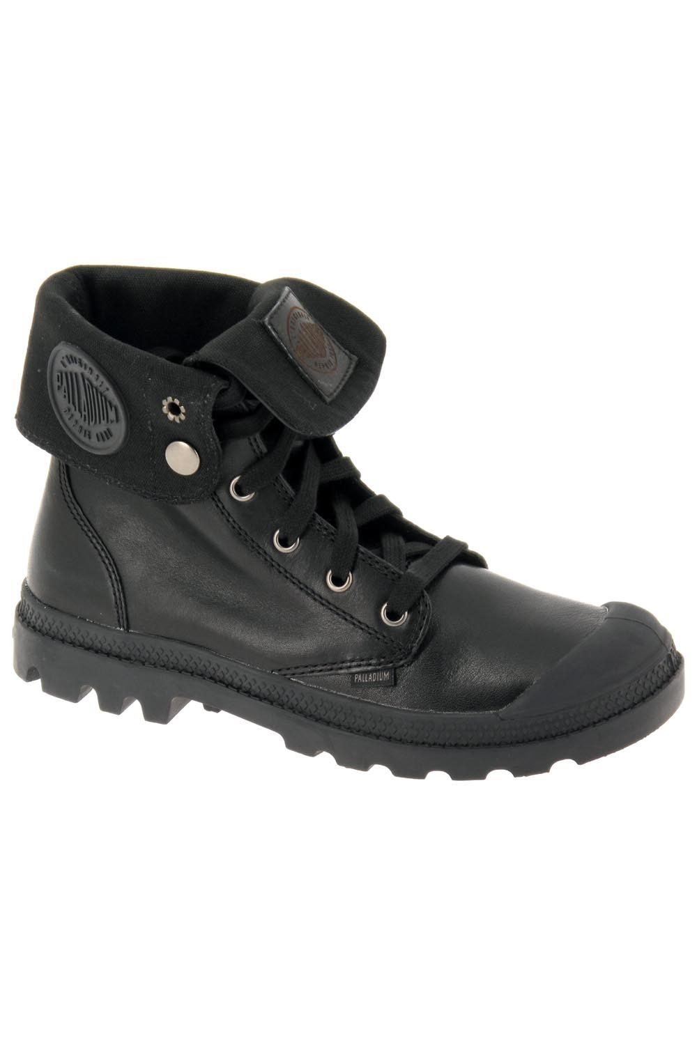 Palladium Noires Vernies