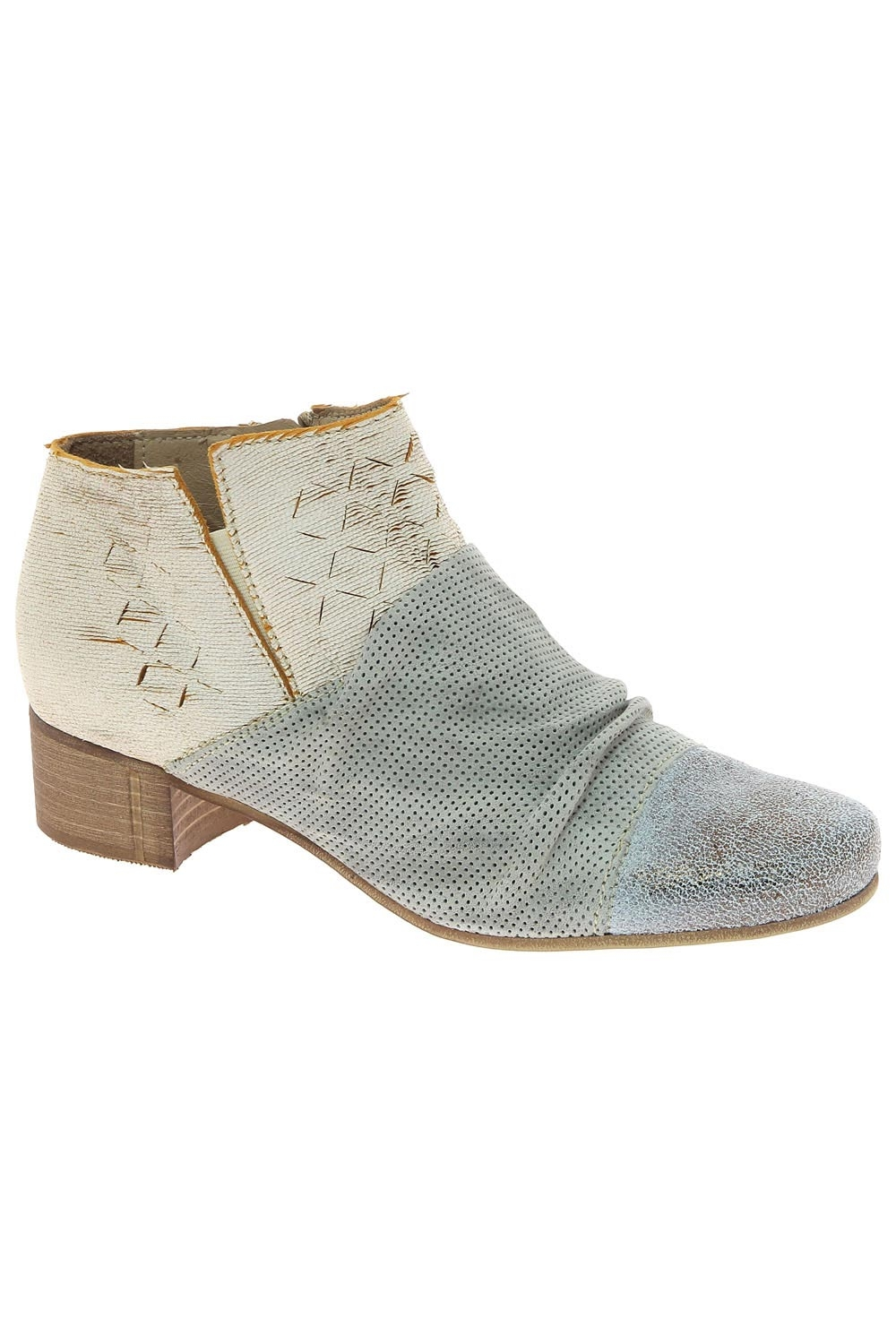 bottines italiennes pour l ete - bottines femme en cuir made in italy