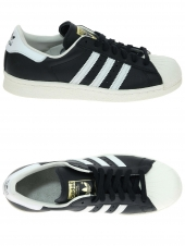 baskets mode adidas superstar 80s noir