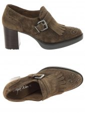 escarpins alpewoman shoes 34121119 marron
