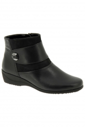 bottines casual ara 40680-61 h noir