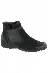 bottines casual ara 42730-71 h noir