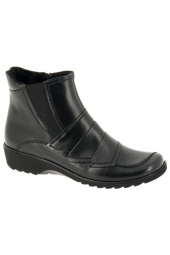 bottines casual ara 42758-61 h noir