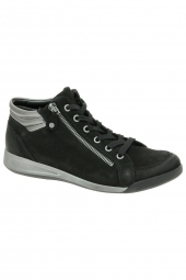 bottines casual ara 44410-05 g noir