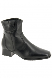 bottines ville ara 41817-71 noir