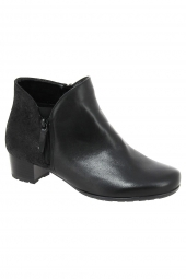 bottines ville ara 42042-71 k noir