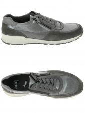 chaussures plates ara 44526-06 h gris