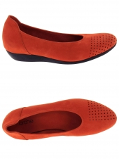 ballerines arche onara orange