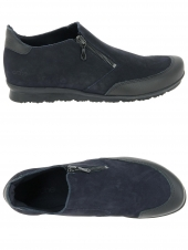 bottines casual arche barox bleu