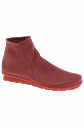 bottines casual arche baryky rouge