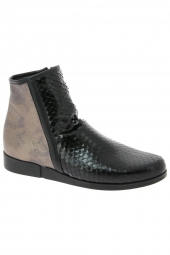 bottines casual arche cemour noir