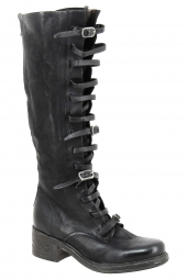 bottes fashion as98 261307 noir
