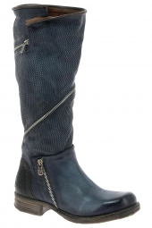 bottes fashion as98 520340-101 bleu