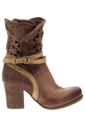 bottines d'ete as98 507232-101 beige