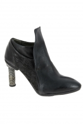 bottines fashion as98 757101-201 noir
