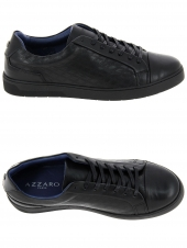 baskets mode azzaro caldier noir