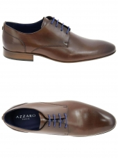 derbies azzaro deligo marron