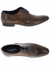 derbies azzaro outino marron