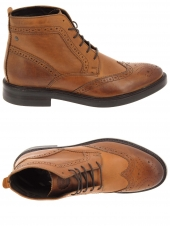 boots base london brocket marron