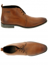 boots base london cumin marron