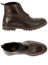 boots base london troop marron