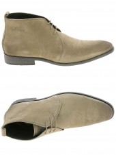 boots ville base london cumin beige