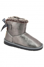 bottes fourrees break & walk hi2 19015 gris