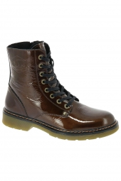 bottes mi-mollets bullboxer 875m82701 gp592td70 marron