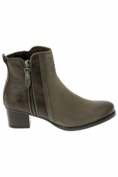 bottines ville caprice 25316-335 h marron