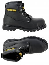 chaussures de securite caterpillar sheffield noir