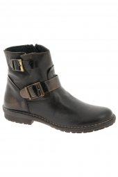 bottines casual chacal 3523 marron
