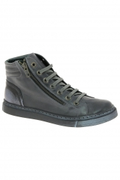 bottines casual chacal 3567 gris
