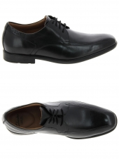derbies clarks gosworth over noir