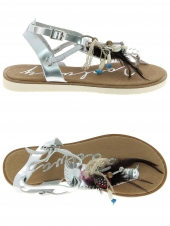 nu-pieds coolway honolulu argent