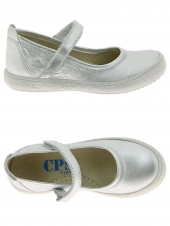 chaussures basses cps 1513128 argent
