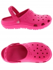 sabots mode crocs hilo clog rose