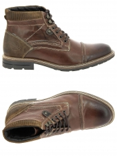 boots cypres mh-113h07-c1 marron
