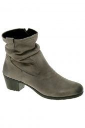 bottines casual cypres 242/4562w sophie 02 gris