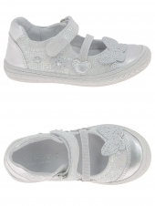 chaussures basses cypres 6664 blanc