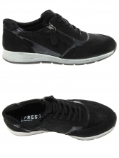 chaussures plates cypres 361/6370w lena30 noir