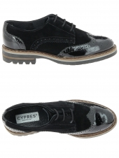 chaussures plates cypres ws-092r02 noir