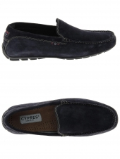 loafers cypres mm-201r08 bleu