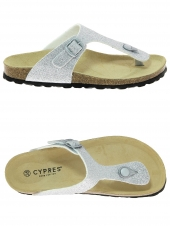 mules cypres 4.71.0300.528 argent