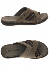 mules casual cypres 680 28220 marron
