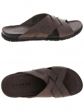 mules casual cypres 868 36520 marron