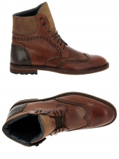 boots daniel kenneth 2984b f.3507 marron