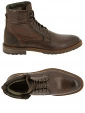 boots ville daniel kenneth 2443 f.3507 marron