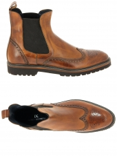 boots ville daniel kenneth 2752 f. 3507 marron