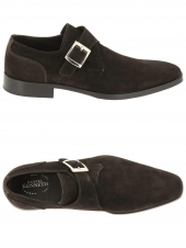 chaussures a boucles daniel kenneth 842 f 488 marron